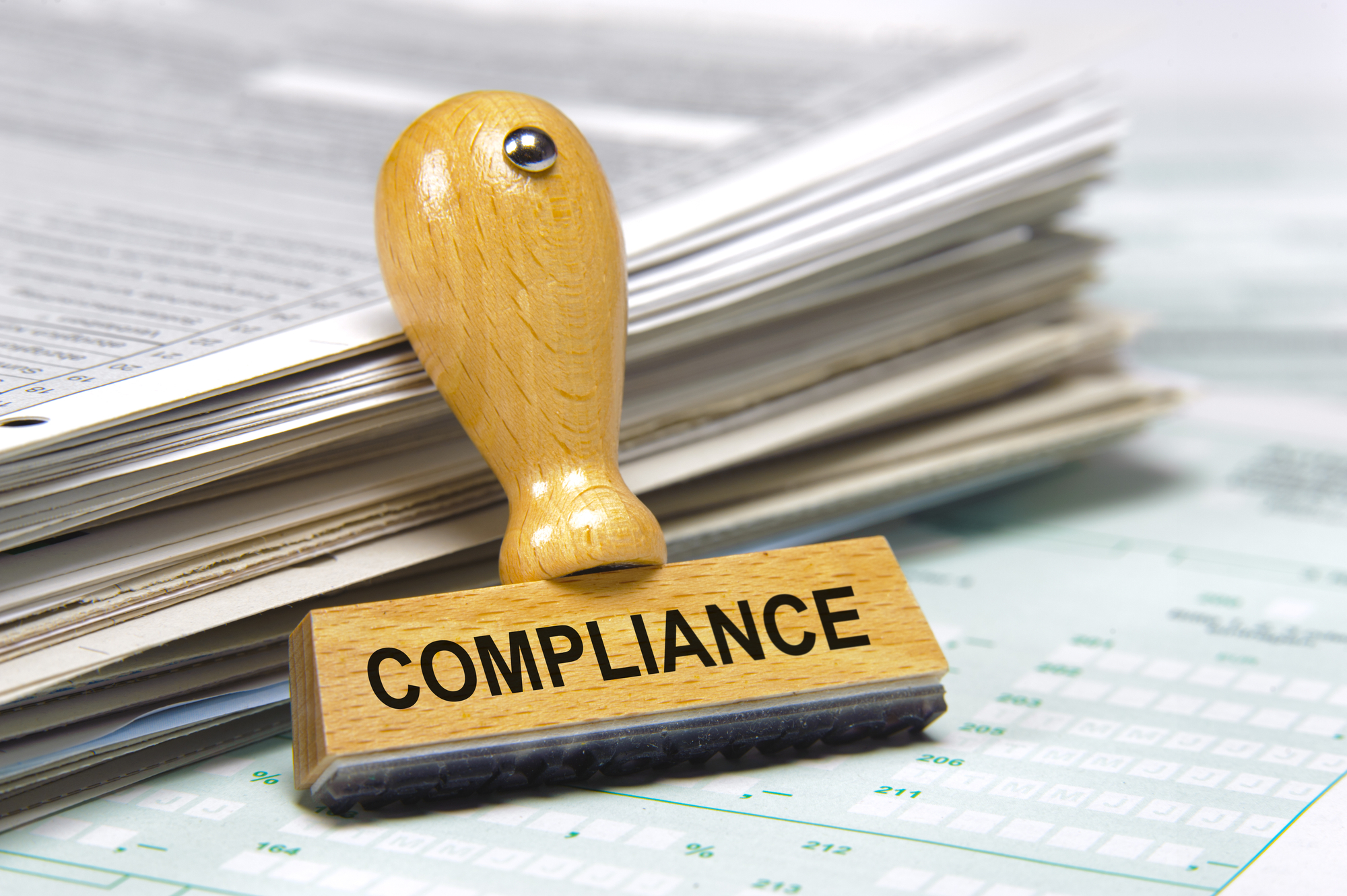 Compliance and regulation