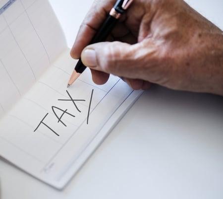 Hand - Tax