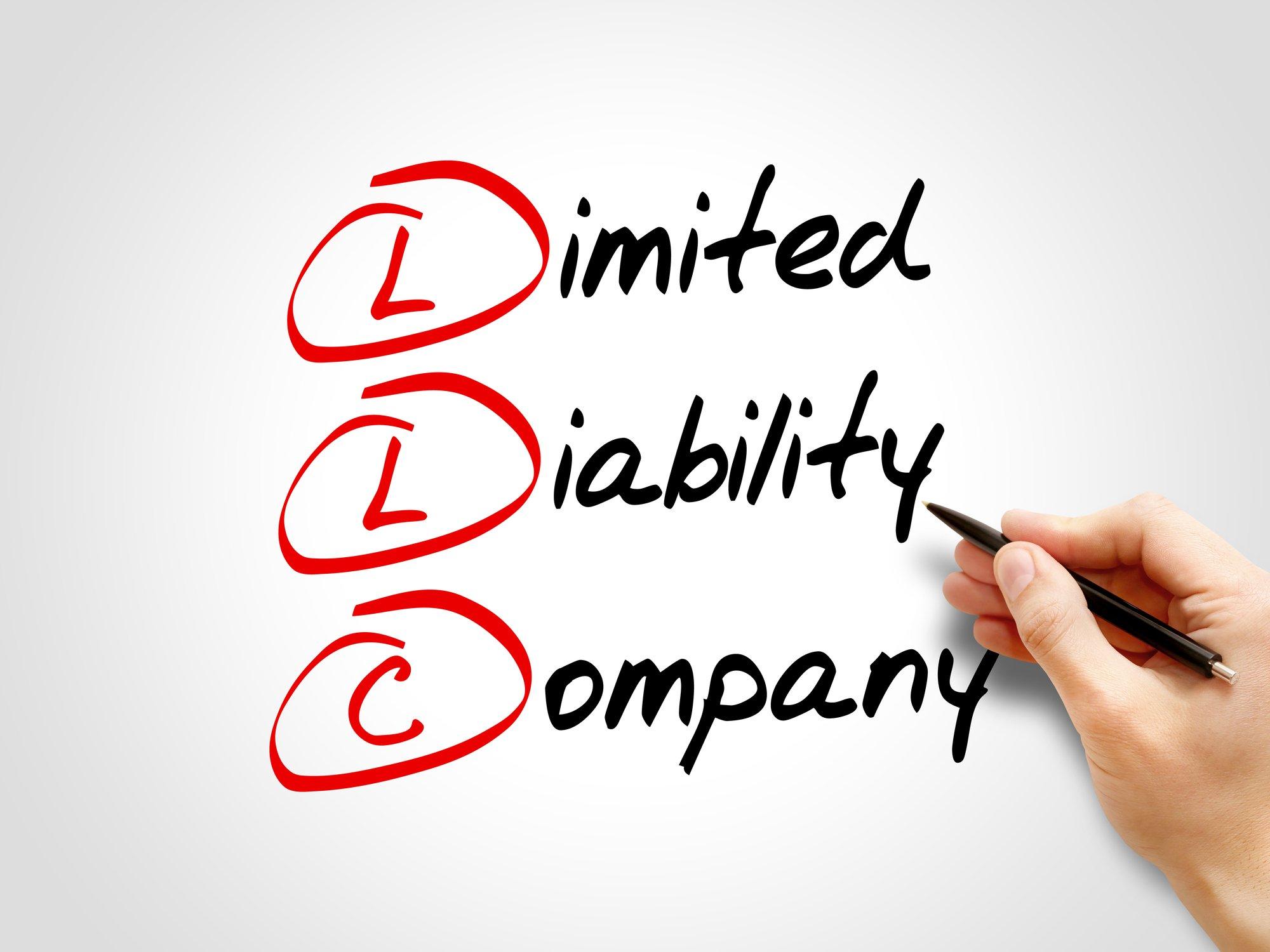LLC - Limited Liability Company